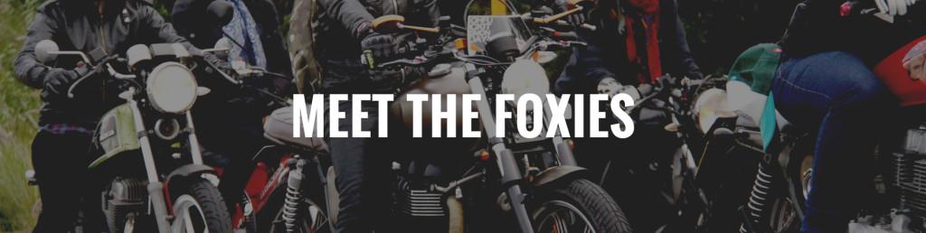meet the foxies
